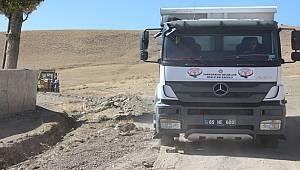 Özalp'ta Geniş Çaplı Çalışmalar Başlatıldı