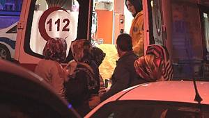 (ÖZEL) Esenler'de elektrik panosu patladı, dumandan 15 kişi etkilendi