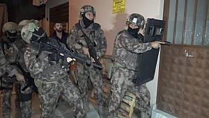 Suç makinelerine operasyon: 151 kişi yakalandı