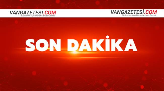 VAN'DA HDP'Lİ BELEDİYE BAŞKANI TUTUKLANDI