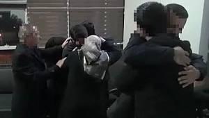 Van'da ikna edilen örgüt mensupları ailelerine kavuştu