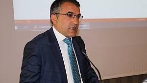 Van Organize Sanayi Bölgesi (OSB) Başkanı SN Mehmet Aslan