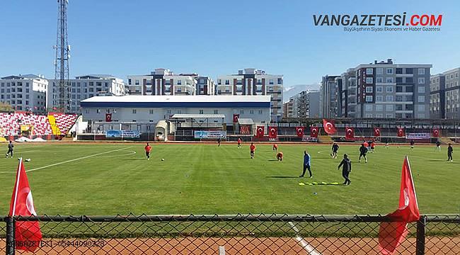 Van Spor FK'da Flaş Karar