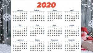 2020 yılında kaç gün resmi tatil olacak