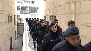 23 ildeki FETÖ operasyonunda 9 tutuklama