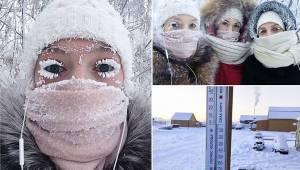 Dünyanın en soğuk şehri