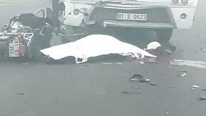 Güvenlik görevlisi genç hayatını kaybetti