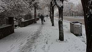 Kar hayatı felç etti