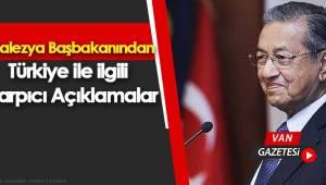 Malezya Başbakanından Türkiye ile ilgili Çarpıcı Açıklamalar