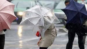 Meteorolojiden kuvvetli fırtına ve yağış uyarısı