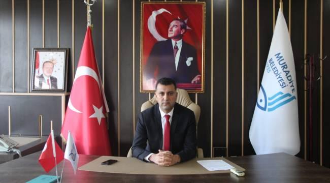 MURADİYE'YE Erkan Savar ATANDI