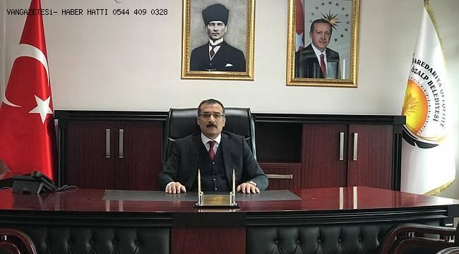 ÖZALP BELEDİYESİNE Abdulkadir Çelik ATANDI