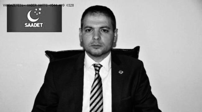 ÖZAY İLHAN'DAN SERT ELEŞTİRİ - vanhaber