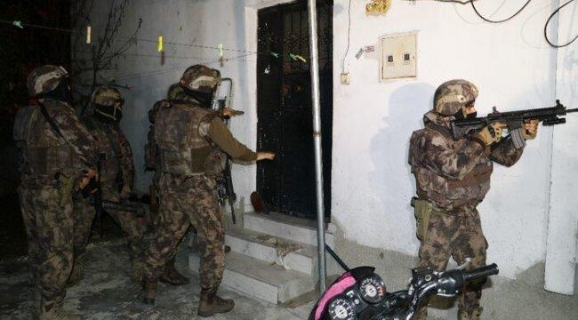 SON DAKİKA! Torbacılara baskın: Çok sayıda gözaltı