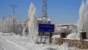 Türkiye'nin En Soğuk Yeri Değişmedi