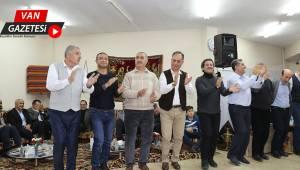 VİDEOLU HABER- VAN'DA 2. GELENEKSEL OTURMA GECESİ DÜZENLEDİ