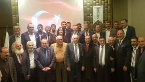 Van Vakfı başkanı Nizamettin Ağar'dan Teşekkür Mesajı