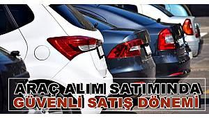 Araç alım satımında Güvenli Satış Sistemi dönemi başlıyor