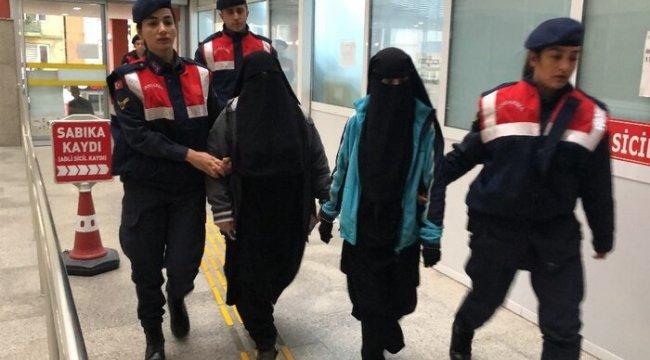 DEAŞ'ın üst düzey yöneticisinin eşi tutuklandı - van haber
