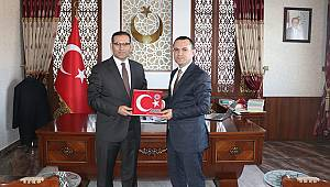 Genel Sekreter Türkman, Şantiye Çalışanları ile Bir Araya Geldi