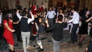 İranlılar yeni yılda yine Van'ı tercih etti
