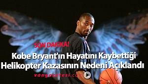 Kobe Bryant'ın Şüpheli Ölümü