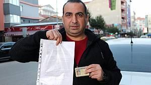 Mahkeme cezayı iptal etti, ehliyetini geri aldı!