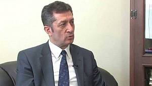 Milli Eğitim Bakanı: Okulları vatandaşlar için açtık