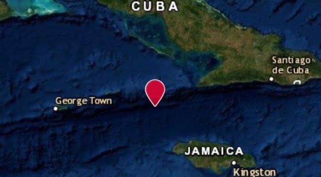 Son dakika… Küba'da 7.7 büyüklüğünde deprem! Tsunami alarmı verildi