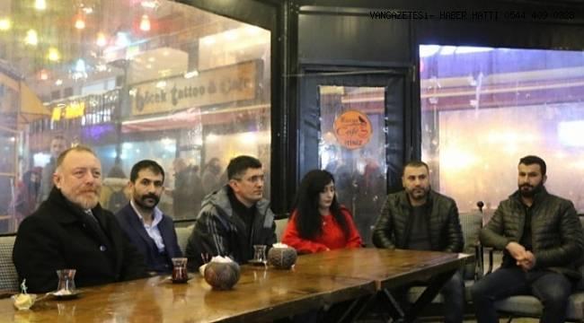 TEMELLİ'DEN KÜLTÜR SOKAĞI ESNAFINA ZİYARET