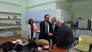 Türkiye'nin Bilimsel İlk Sanal Herbaryumu Van Yüzüncü Yıl Üniversitesinde açıldı