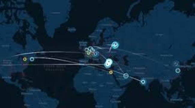 Türkiye'ye birçok ülkeden siber saldırı gerçekleşti
