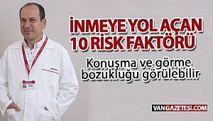Uz. Dr. Murat Kurnaz'dan önemli sağlık bilgileri