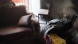 Vali Mithat Bey Mahallesinde Ev Yangını