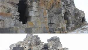 Van'da 1300 yıllık Ardzvaper Manastırı yok oluyor