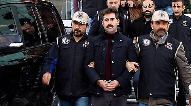 Van'da Bekir Kaya'ya verilen hapis cezası onandı