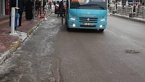 Van'da Otobüsler Minibüs Oluyor