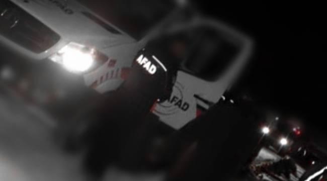 Van'dan Elazığ'a arama kurtarma ekibi ve çadır gönderildi