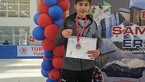 Vanlı Nihat Adıyan Boks Şampiyonasında Türkiye 3'ncüsü oldu