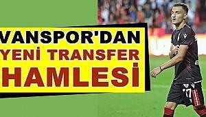 Vanspordan Yeni Transfer Hamlesi