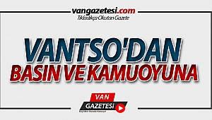 VANTSO'DAN BASIN VE KAMUOYUNA