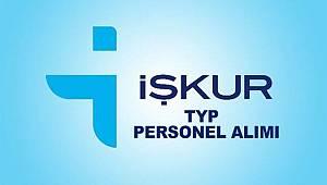 2020'nin İlkTYP Personel Alımı İlanı İşkur'da Yayımlandı