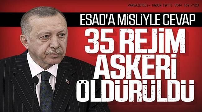 35 rejim askerinin etkisiz hale getirildi