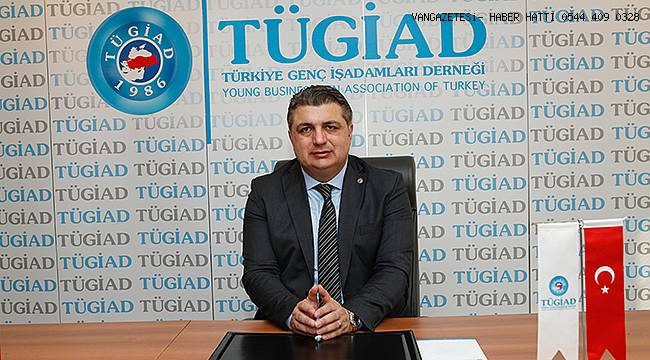 Avrupa Genç İş Adamları Konfederasyonu Başkanlığı TÜGİAD'a Emanet
