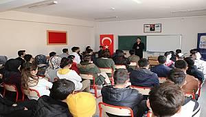 Edremit'teki okullarda 'Kariyer Günleri' start aldı