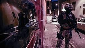 Gri Listedeki Teröristler Kaçamadı