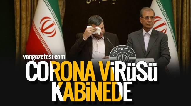 SON DAKİKA! CORONA VİRÜSÜ KABİNEDE -Van haber -Van haberleri