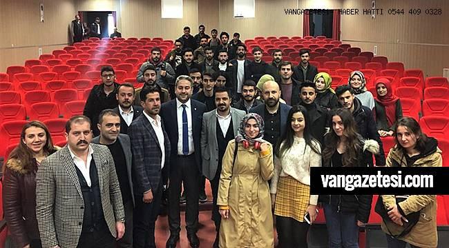 """TOBB """"KENDİ GERÇEĞİMİZ İLE YÜZLEŞMEMİZ GEREKİYOR"""" - Vanhaber"""
