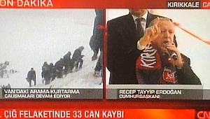 Uykusuz dergisinden 'CNN Türk'e Van kapağı