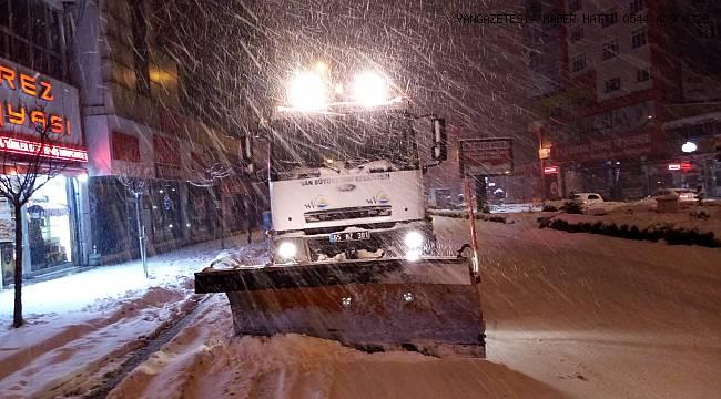 Van'da 250 kar timi sahaya indi - van haber